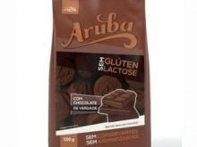 Foto do produto Biscoito doce com chocolate - 100 g -  Aruba