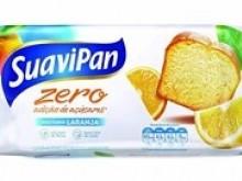 Foto do produto Bolo de Laranja zero açúcar 250g - Suavipan