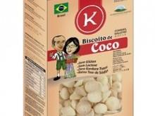 Foto do produto Biscoito de Coco 200g - Kerber