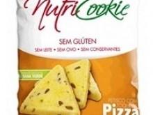 Foto do produto Petisco sem glúten Pizza 120g - Nutri Cookie