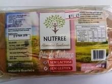Foto do produto Pão de Linhaça sem glúten 400g - Nutfree
