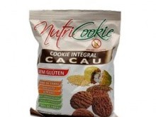 Foto do produto Cookie Integral Cacau 120 g - Nutri Cookie
