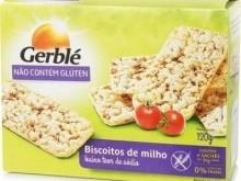 Foto do produto Biscoito de Milho 120 g - Gerblé