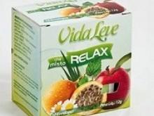Foto do produto Chá Relax 10 envelopes - Vida Leve