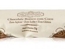 Foto do produto Chocolate branco com Coco 25g - Tri-Gostoso