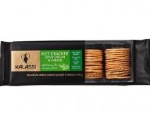 Foto do produto Snack de Arroz sabor Queijo e Cebola 100g - Kalassi