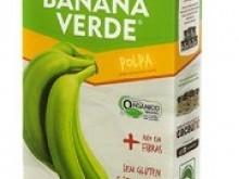 Foto do produto Biomassa de Banana Verde Polpa 250g - La Pianezza