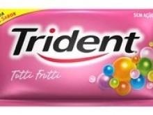 Foto do produto Trident Tutti Fruti 8g - Adams