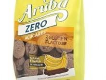 Foto do produto Biscoito com banana e canela 30 g - Aruba