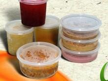 Foto do produto Polenta Cremosa com Frango - 120 g