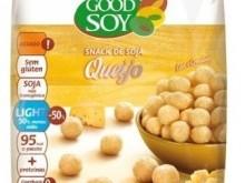 Foto do produto Snack de Soja sabor queijo 25 g - Good Soy