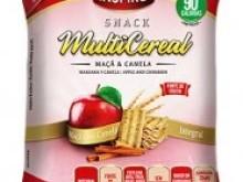 Foto do produto Snack Multicereal Integral Maçã e Canela 20g - Inspire