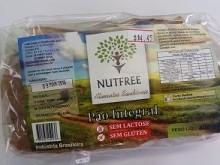 Foto do produto Pão Integral sem glúten 400g - Nutfree