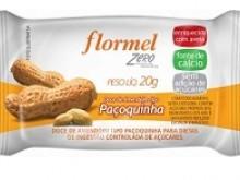 Foto do produto Paçoquinha diet 20g - Flormel