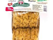 Foto do produto Tostilha de Arroz com Tomate Seco 100g - NatureFibras
