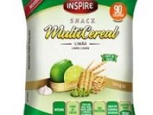 Foto do produto Snack Multicereal Integral Torta de limão 20g - Inspire
