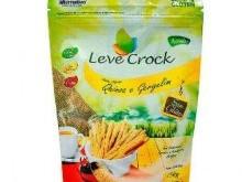 Foto do produto Palitos Salgados de Quinoa e Gergelim 150g - Leve Crock