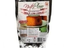 Foto do produto Mistura para bolo sabor maça e canela 400g - Nutripleno