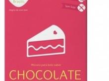 Foto do produto Mistura para bolo sabor Chocolate 400g - Grano Brasilis