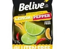 Foto do produto Salgadinho Lemon e Pepper 35g - Belive