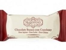 Foto do produto Chocolate branco com cranberry 15g - Tri-Gostoso