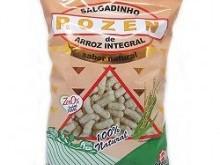 Foto do produto Salgadinho de Arroz integral Sabor Natural - 50 g - Okosshi