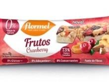 Foto do produto Barra Frutos cranberry 27g - Flormel