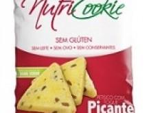Foto do produto Petisco sem glúten Picante 120g - Nutri Cookie