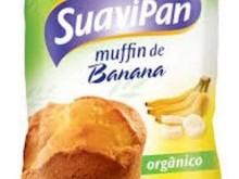 Foto do produto Muffin de Banana 40g - Suavipan
