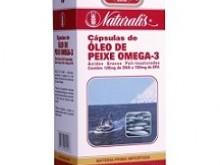 Foto do produto Óleo de Peixe Omega-3 60 cápsulas - Naturalis