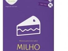 Foto do produto Mistura para bolo sabor Milho 400g - Grano Brasilis
