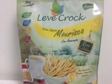 Foto do produto Palitos Salgados Mourisco com Amaranto 150g - Leve Crock