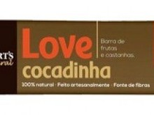 Foto do produto Barra de Frutas Love Cocadinha 35g - Hart's Natural