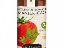 Foto do produto Molho de tomate Manjericão 320g - La Pianezza