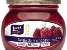 Foto do produto Geléia de Framboesa Zero Açúcar 230g - Linea