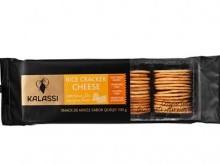 Foto do produto Snack de Arroz sabor Queijo 100g - Kalassi