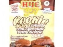 Foto do produto Cookie de soja coberto com chocolate - 120 g - Hué