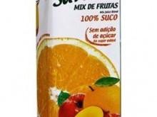 Foto do produto Suco de Mix de Frutas Maçã, Laranja e Manga 200ml - Suvalan