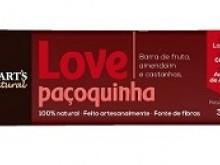 Foto do produto Barra de Frutas Love Paçoquinha 35g - Hart's Natural
