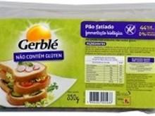 Foto do produto Pão Fatiado sem Glúten 350g - Gerblé