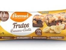 Foto do produto Barra Frutos Banana+Avelã 27g - Flormel