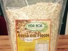 Foto do produto Aveia em Flocos 500g - Vida Boa