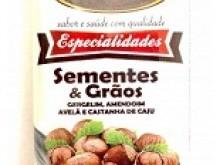 Foto do produto Barra sementes e grãos 14g - Airon