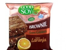 Foto do produto Brownie sabor Laranja 38 g - Good Soy
