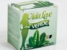 Foto do produto Chá Verde 10 envelopes - Vida Leve