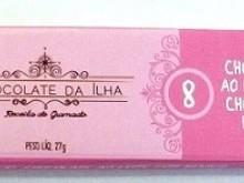 Foto do produto Chocolate ao Leite com Branco 27g - Chocolate da Ilha