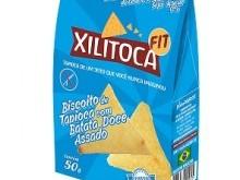 Foto do produto Xilitoca com Batata Doce 50g - Pão de Tapioca