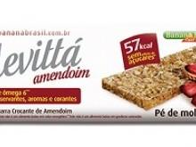 Foto do produto Levittá Amendoim 12g - Banana Brasil