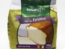 Foto do produto Mistura para Pão de Forma 500g - Beladri