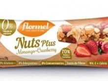 Foto do produto Barra Nuts Plus Morango+Cranberry 27g - Flormel
